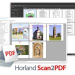 Horland Scan2Pdf 5.5.0.4 + Portable [Latest]