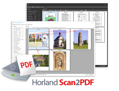 Horland Scan2Pdf Full Version
