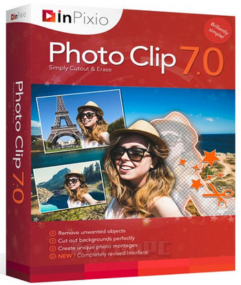 InPixio Photo Clip 8.0.0 + Portable Free Download