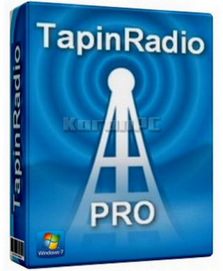 TapinRadio Pro Full Version