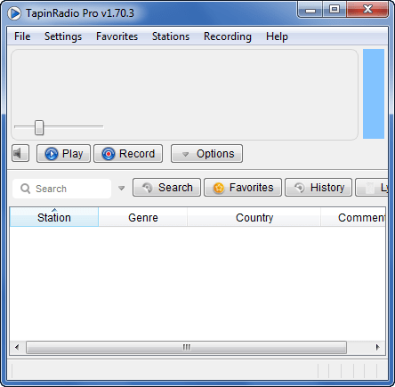 TapinRadio Pro Download