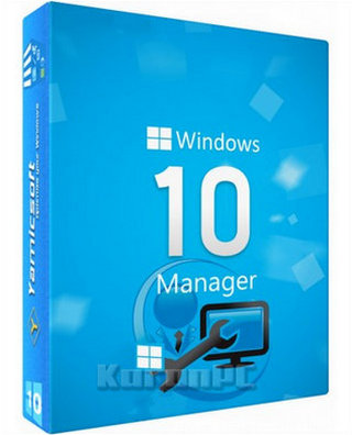 Windows 10 Manager 2.2.5 + Portable Free Download