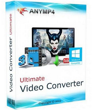 AnyMP4 Video Converter 7