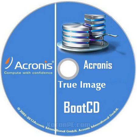Acronis True Image 2018 Bootable ISO