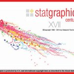 Statgraphics Centurion 17.2.00 [Latest]