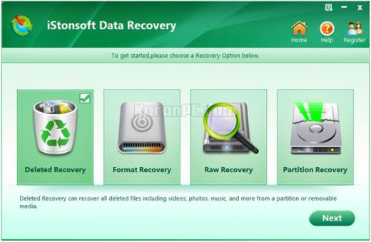 iStonsoft Data Recovery