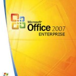 Microsoft Office 2007 Enterprise with Visio Project SharePoint August 2016