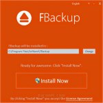 FBackup Free Download 9.0 Build 223 [Latest]