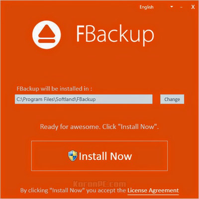 FBackup Free Download