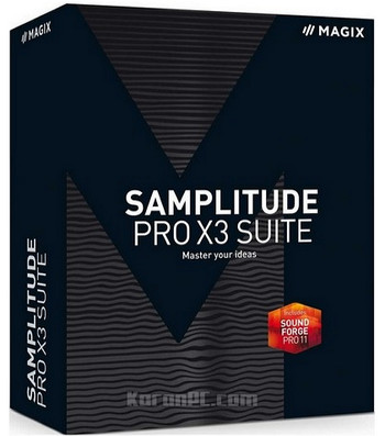 MAGIX Samplitude Pro X3 Suite Full Download