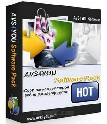 AVS4YOU AIO Software Package