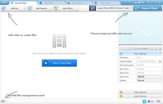 Any Video Converter Ultimate 6 3 3 Free Download + Portable