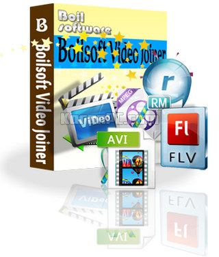 Boilsoft Video Joiner 8