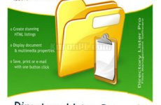 Directory Lister Pro 2.34 Enterprise + Portable