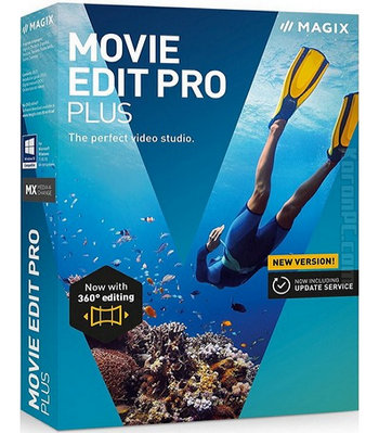 MAGIX Movie Edit Pro 2017 Plus