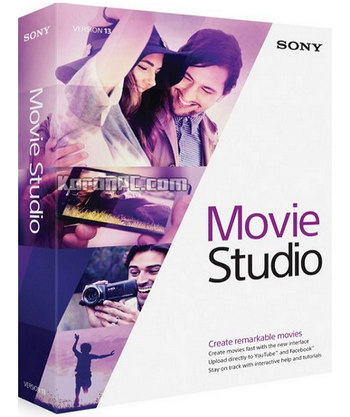 MAGIX Movie Studio 14
