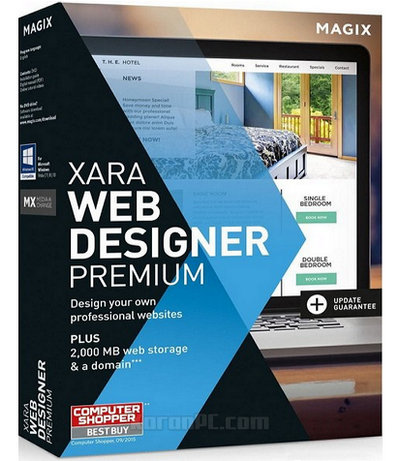 MAGIX Web Designer Premium Full Version
