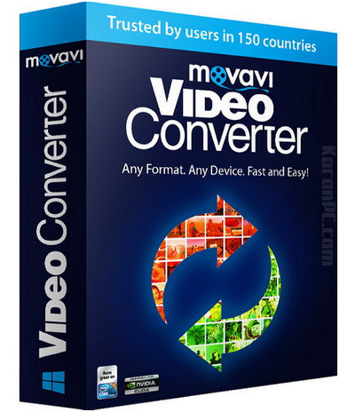 Movavi Video Converter 18.3.1 + Portable [Latest]
