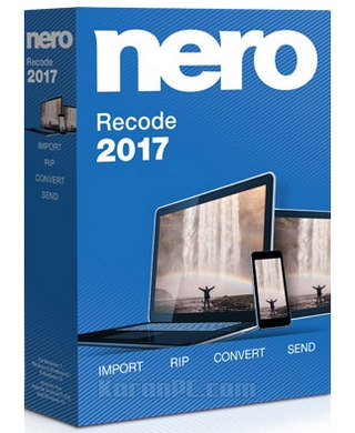 Nero Recode 2017 Full Version