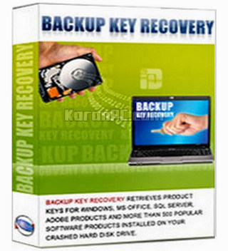 Nsasoft Backup Key Recovery