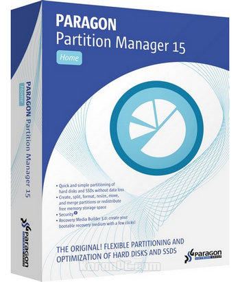 paragon partition manager hdd to ssd