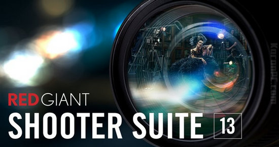 Download Red Giant Shooter Suite Full