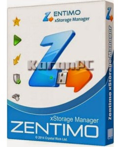 Download Zentimo xStorage Manager Full
