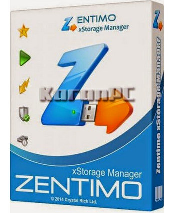 Zentimo xStorage Manager Download
