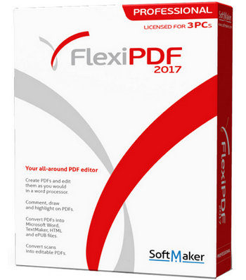 FlexiPDF 2017 Download Professional