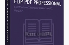Flip PDF Professional 2.4.9.27 Free Download