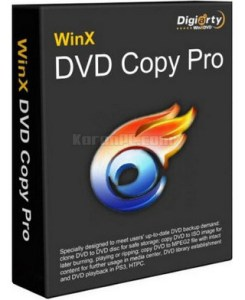 Download WinX DVD Copy Pro Full