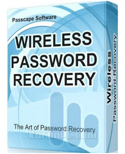 Passcape Wireless Password Recovery Professional