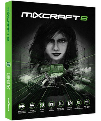 Acoustica Mixcraft 8 Full Download