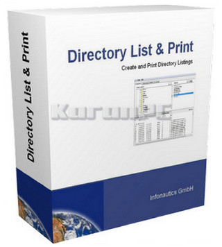 Directory List & Print Full Version