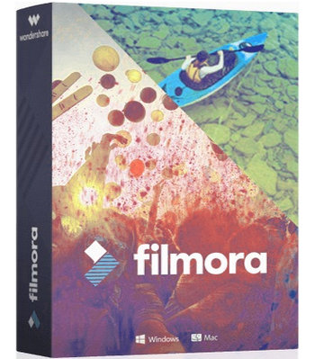 Wondershare Filmora 8.5.0.12 + Portable [Latest]