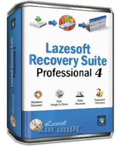Lazesoft Recovery Suite Professional Full Download