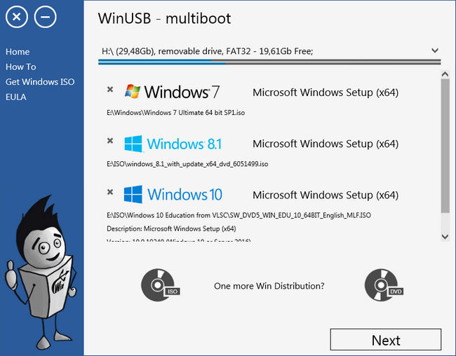 WinUSB 3.3.1.0 Free Download