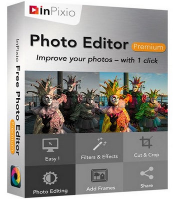 Avanquest InPixio Photo Editor Premium