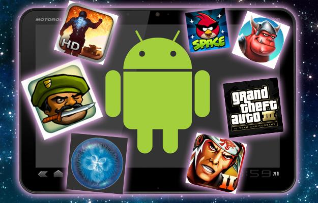 Top Games Pack for Android [2017]