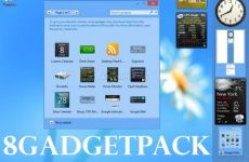 8GadgetPack 24.0 Free Download