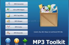 MP3 Toolkit 1.4.0 + Portable [Latest]
