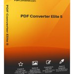 PDF Converter Elite 5.0.6.0 + Portable [Latest]