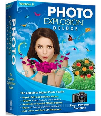 Photo Explosion Deluxe 5.09.26090 [Latest]