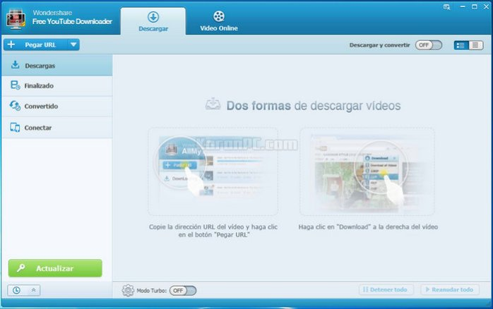 Wondershare AllMyTube Full Version
