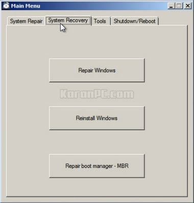 Factory Recovery Partition Creator