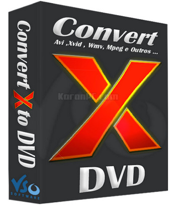 VSO ConvertXtoDVD 7 Download Full