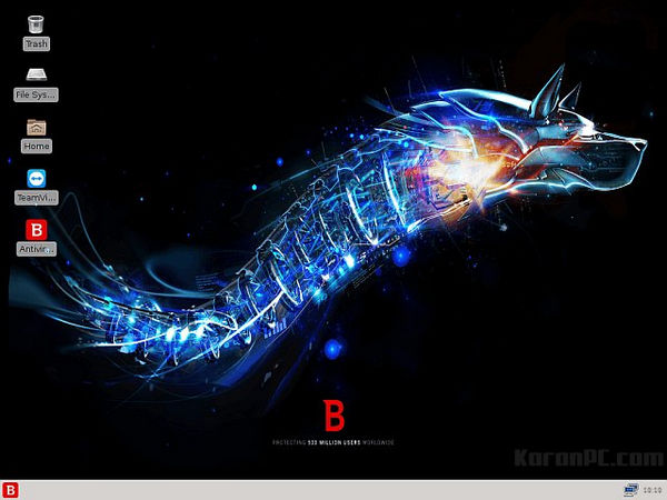 Bitdefender Rescue CD 2017