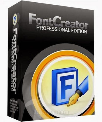 High-Logic FontCreator 11 Professional Full Download