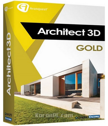 Avanquest Architect 3D Gold