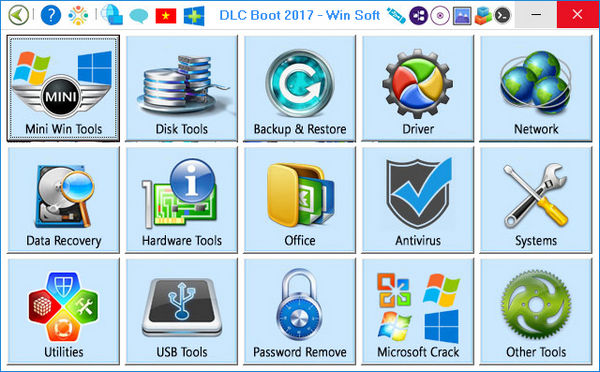 DLC Boot 2017 Final Free Download - Karan PC